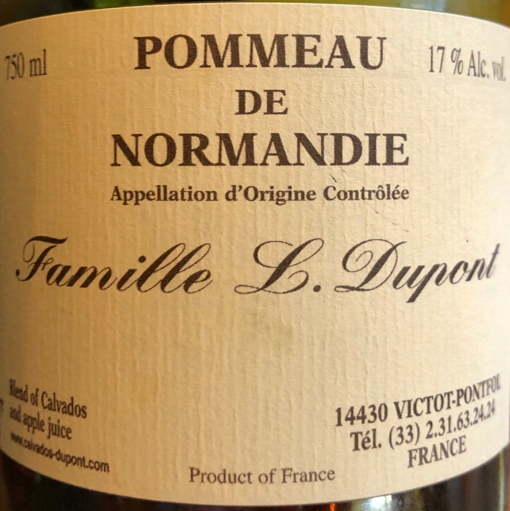 Pommeau: A type of hard cider made from calvados and juice or cider.