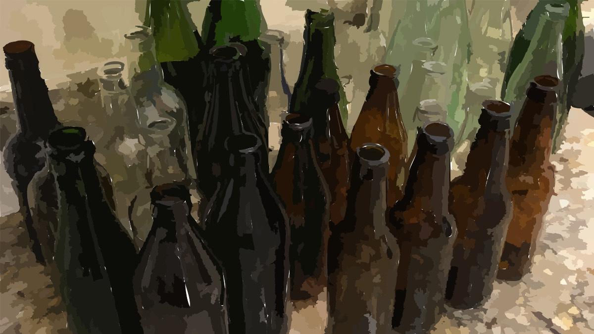 Hard Cider: Cleaning Bottles