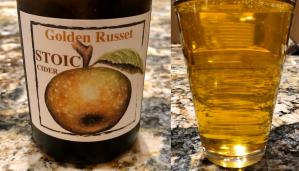 Stoic Golden Russet Hard Cider