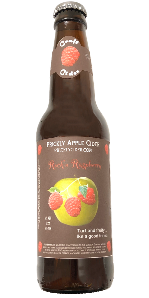 Rock'n Raspberry Cider: A craft cider you can make at home.