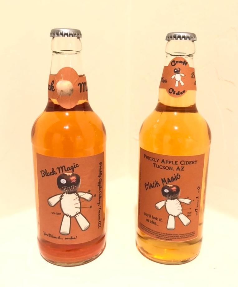 Black Magic Hard Cider Vintages