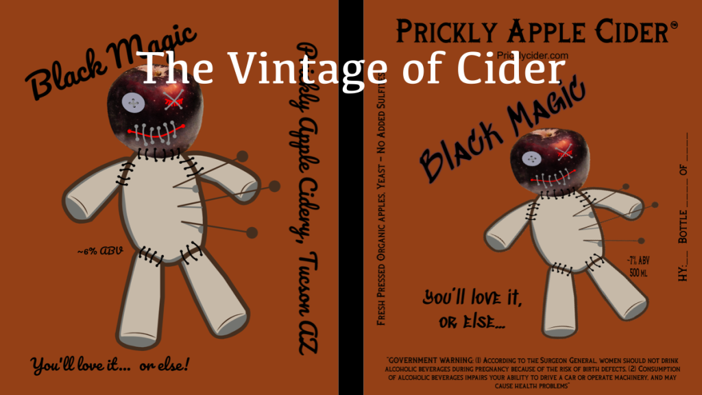 The Vintage of Cider