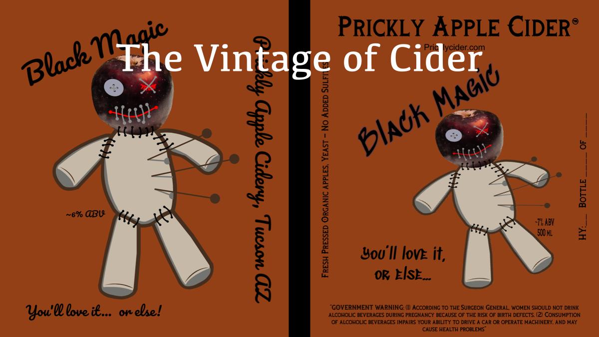 The Vintage of Cider