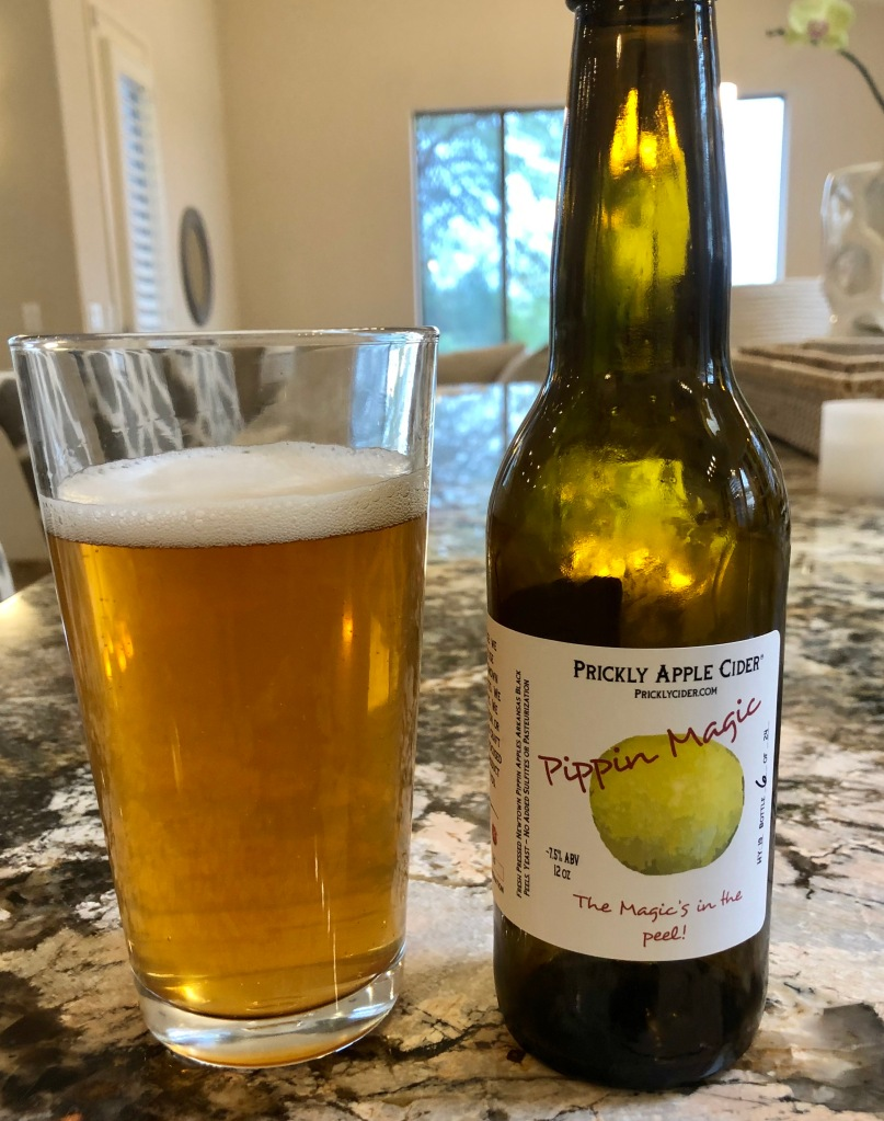 Magic Pippin Hard Cider