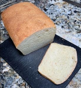 Wild Sourdough Cider Bread