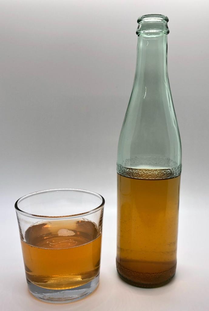 Garden Cider: A Plum and Ginger Adjunct Hard Cider