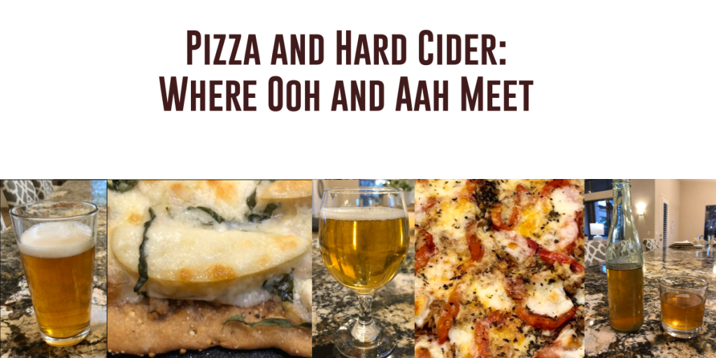 Pizza and Hard Cider