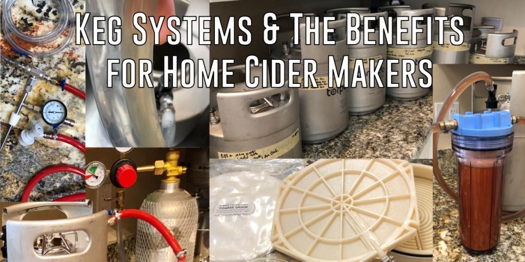 Keg Systems: Hard cider Benefits