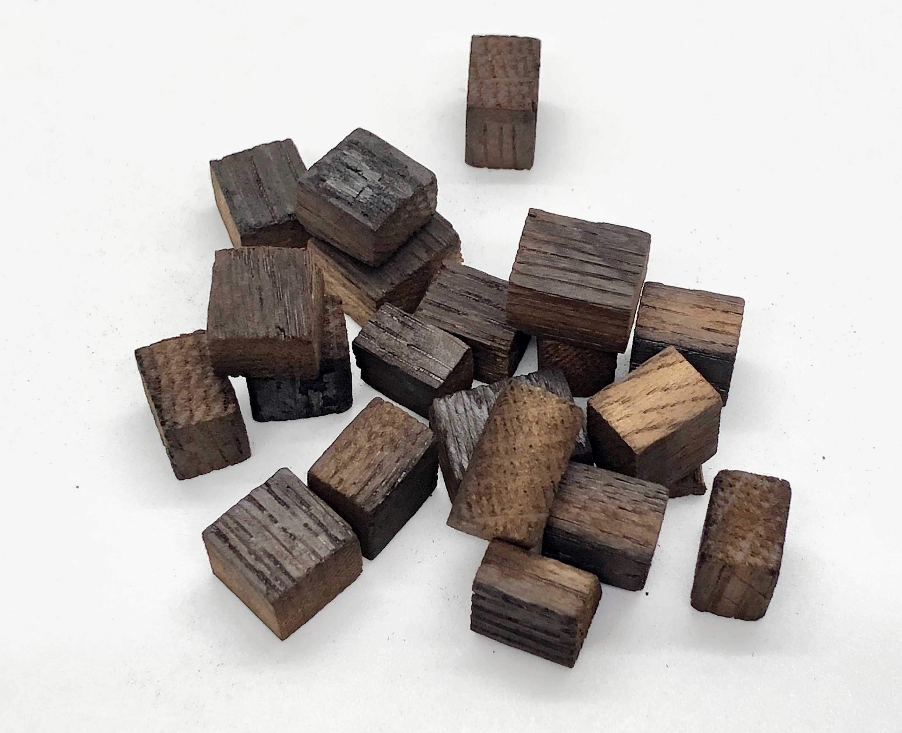 French Oak Cubes: Heavy Toast
