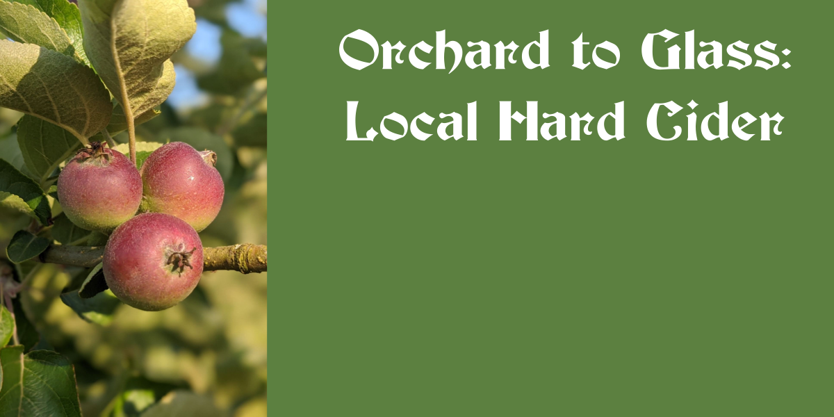 Local Hard Cider