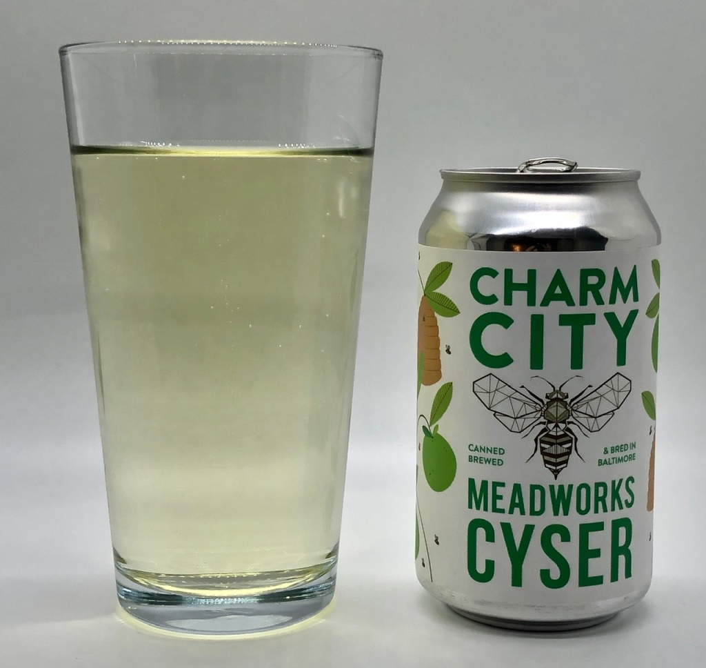 Cyser by Charm Cider Meadworks