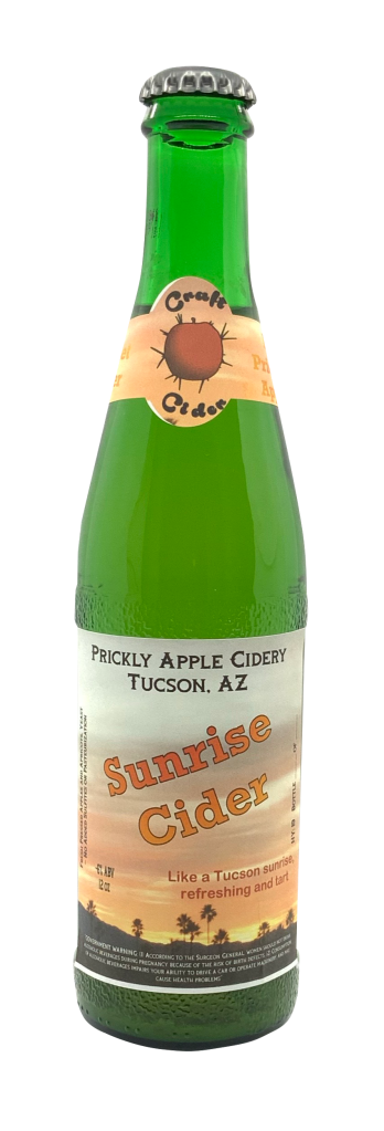 Sunrise Cider