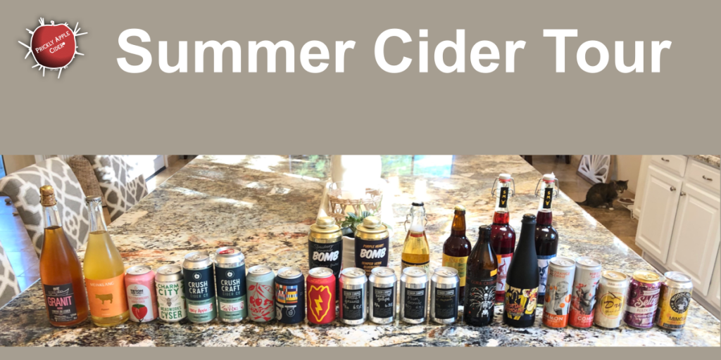 Summer Cider Tour