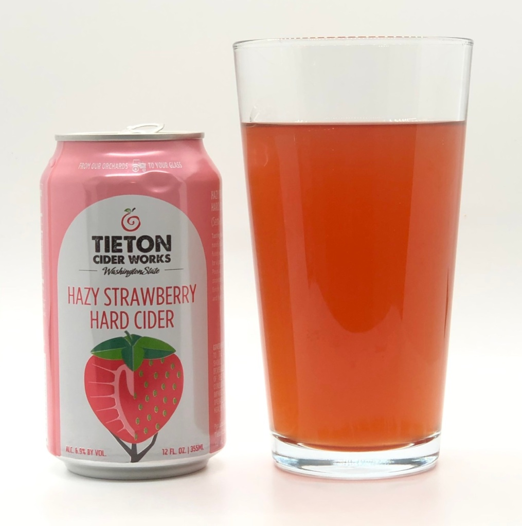 Hazy Strawberry by Tieton