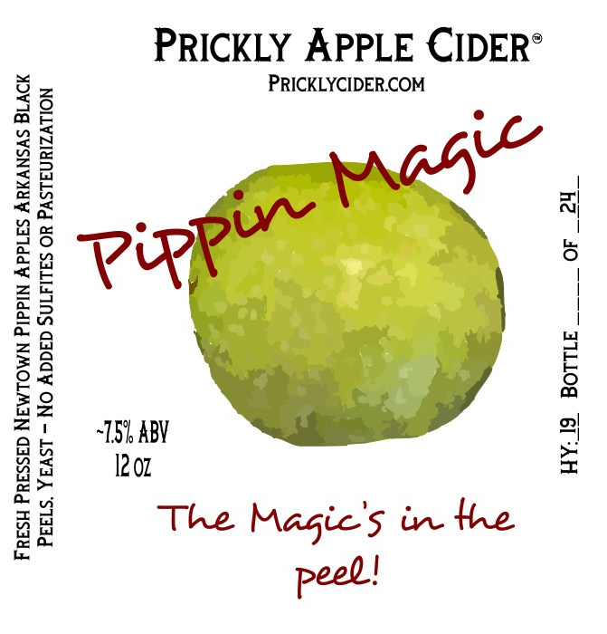 Pippin Magic Label