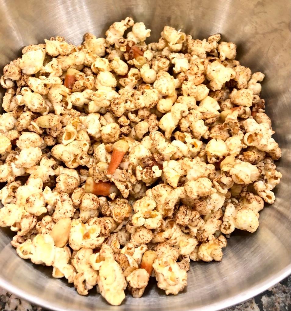 A Bowl of Pumpkin Corn