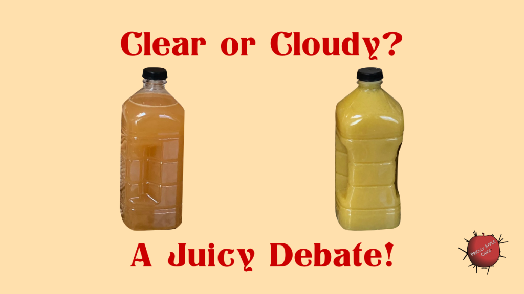Clear or Cloudy