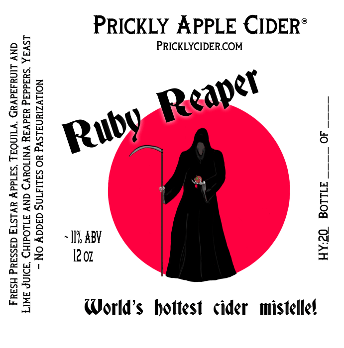 Ruby Reaper label