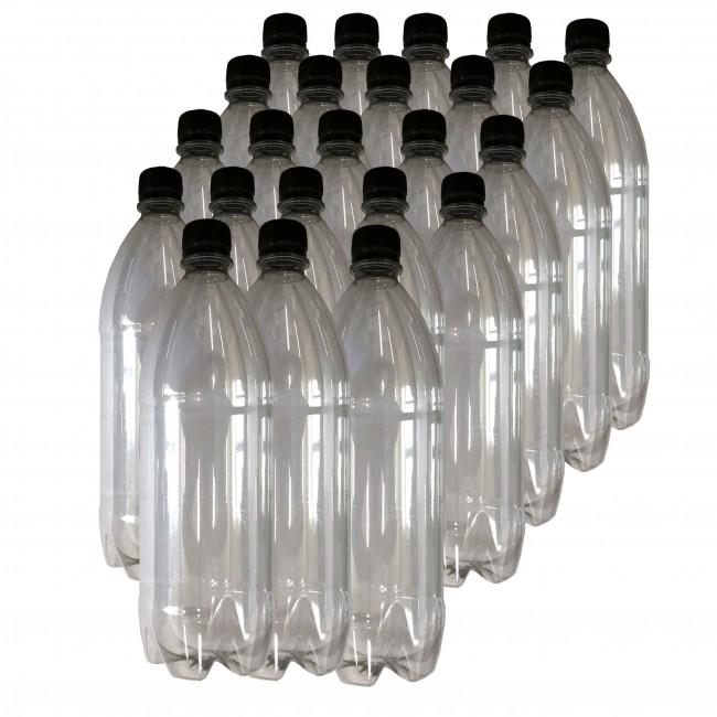 Plastic 1 Liter Bottles