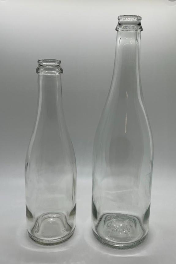 Champagne- Sparkling Cider Bottles