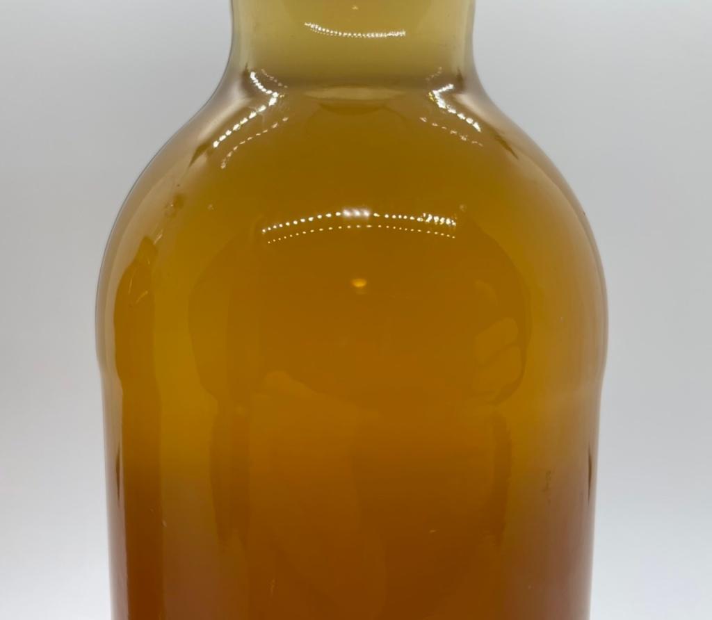 Bottled Orange Hard Cider