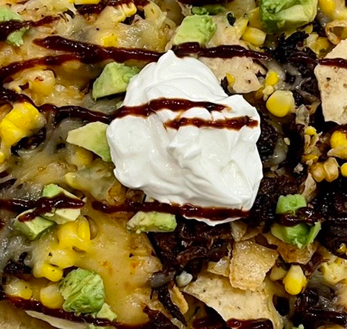 Burnt Ends BBQ Nachos: Picture Perfect