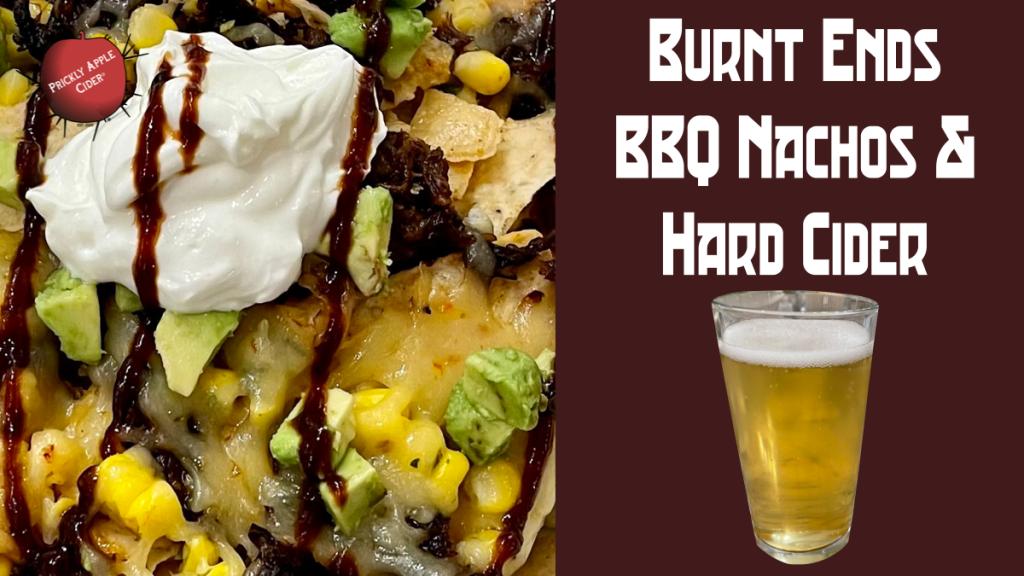 Burnt Ends BBQ Nachos