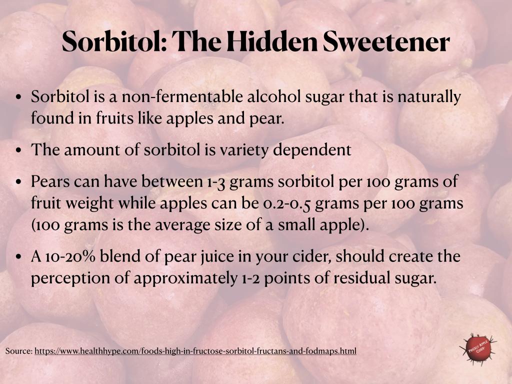 Sorbitol: The Hidden Sweetener
