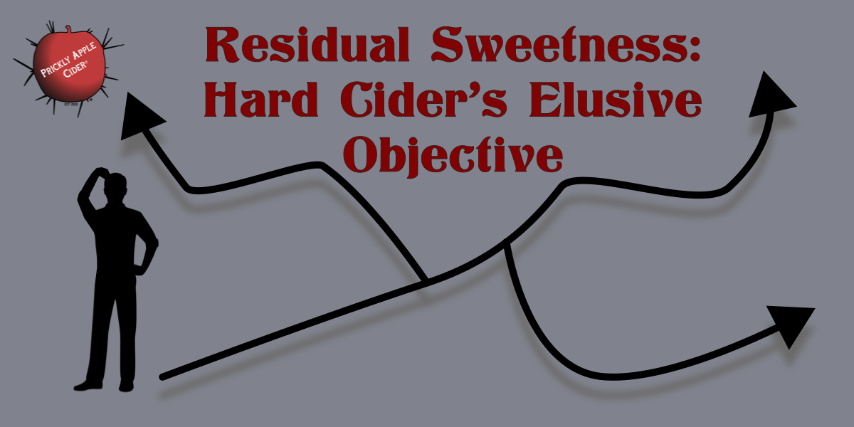 Residual Sweetness: Hard Cider's Elusive Objective