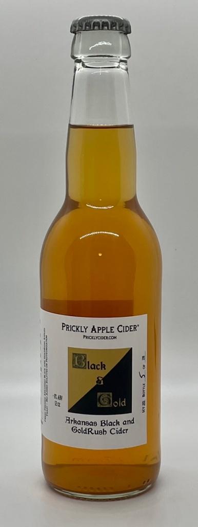 Black & Gold Cider