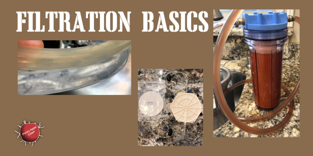 Filtration Basics - Hard Cider